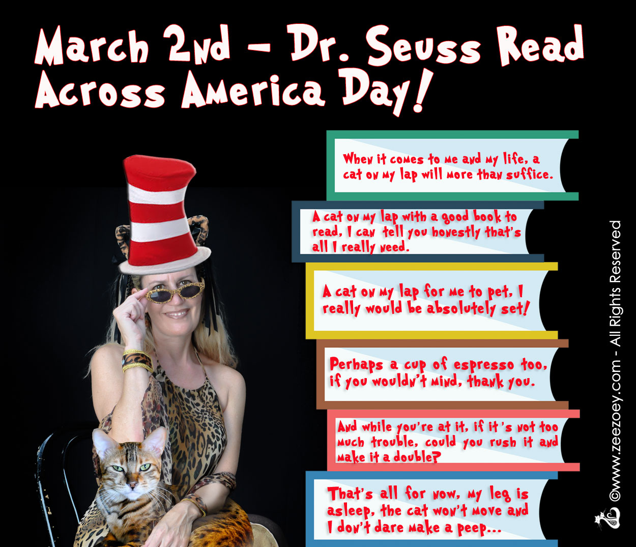 Dr. Seuss Read Across America Day is a great way to teach children about the joys of reading.
