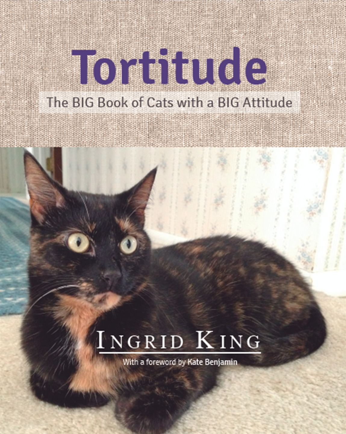 Book reviews about Tortoiseshell cats