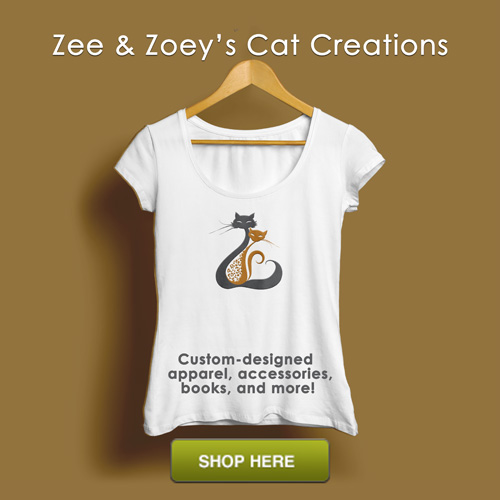 Zee & Zoey's Cat Creations Shop